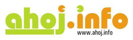 Logo Projekt ahoj.info