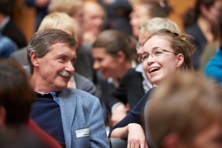 """Bild von der Konferenz """"Austausch macht Schule"""""""