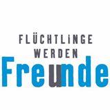 Logo Flüchtlinge werden Freunde