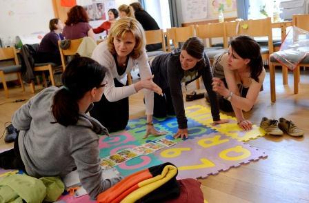 Wollen Sie Tandem-Sprachanimateur/-in werden? Dann melden Sie sich an für die Basisschulung!