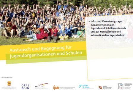 Einladung zum Info- und Vernetzungstag in Erfurt