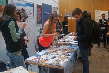 Am 28. April 2016 fand der Informations- und Vernetzungstag zum internationalen Jugend- und Schüleraustausch und zur europäischen und internationalen Jugendarbeit im Thüringer Ministerium für Bildung, Jugend und Sport statt.