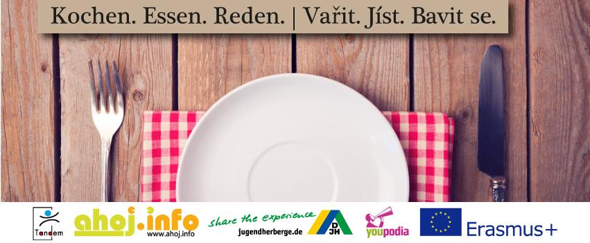 Einladung zum ahoj.info-Kochtag – Kochen.Essen.Reden. │ Vařit. Jíst. Bavit se.