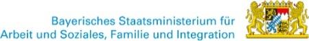 Logo Bayerisches Staatsministerium für Arbeit und Soziales, Familie und Integration