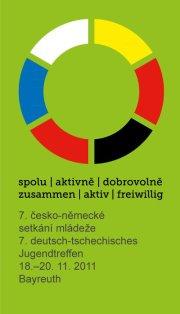 Logo 7. deutsch-tschechisches Jugendtreffen