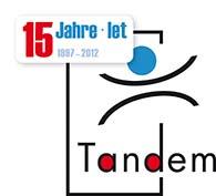 Logo 15 Jahre Tandem