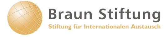 Logo der Braun Stiftung