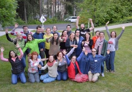 Schulung für Tandem-Sprachanimateur/-innen